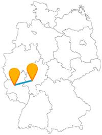 Fernbusverbindung Frankfurt Hahn Flughafen