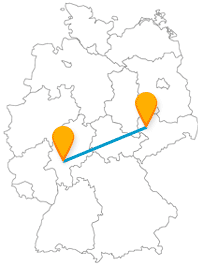 Vielleicht ist es nicht schlecht, wenn Sie sich vor der Reise mit dem Fernbus Frankfurt Leipzig ein wenig mit dem osterländischen Dialekt befassen.