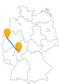Machen Sie eine Entdeckungsfahrt mit dem Bus Frankfurt Oberhausen, wenn Sie ein Flugzeug-, Bau- und Technik-Fan sind.