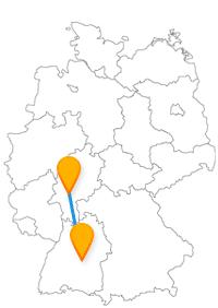 Eine Fahrt mit dem Fernbus Frankfurt Stuttgart Flughafen muss nicht zu einer Flughafen-Rundfahrt werden.