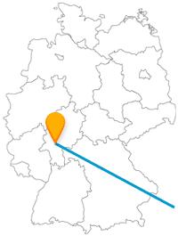 Die internationale Reise mit dem Fernbus zwischen Frankfurt und Wien kann hat kulturell einiges zu bieten.