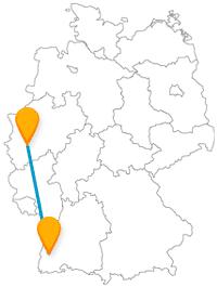 Eine Städtefahrt mit dem Freiburg Köln Bus könnte zu einer historischen oder Kulturreise werden.