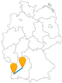 Eine Fahrt mit dem Fernbus Freiburg Stuttgart könnte eine Theater-Rundreise werden.
