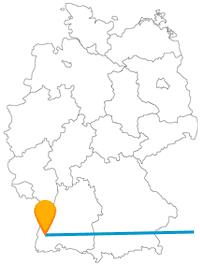 Erleben Sie die Reise im Fernbus zwischen Freiburg und Wien als sehr entspannt und abwechslungsreich.