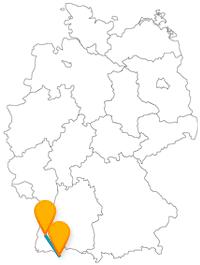 Erleben Sie auf Ihrer Reise im Fernbus zwischen Freiburg und Zürich wohliges Klima und hohe Lebensqualität.