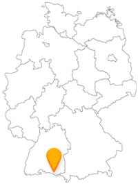 Der Fernbus Friedrichshafen ist besonders während einer Messe gefragt.