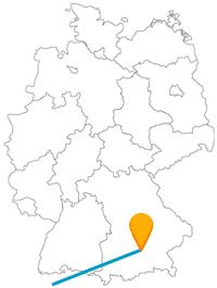 Die günstige Fahrt mit einem Fernbus von Genf nach München lohnt sich bei den beiden Städten mit hohem Lebenstandard doppelt.