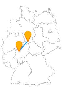 Bus Gießen Göttingen Im Bahn Vergleich Busliniensuchede