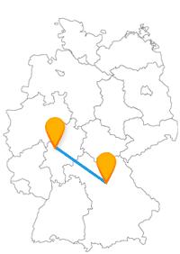 Eine Reise mit dem Fernbus Gießen Nürnberg kann Erholung pur bedeuten.
