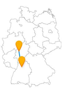 An unterschiedlichen Sehenswürdigkeiten und Attraktionen mangelt es bei der Reise im Fernbus Gießen Stuttgart bestimmt nicht.