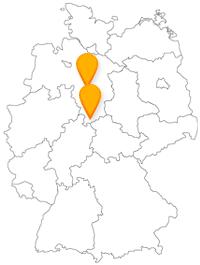 Ob Gänseliesel oder Schützenfest, für beides lohnt sich die kurze Fahrt mit dem Fernbus zwischen Göttingen und Hannover.