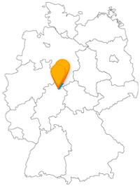 Bus Göttingen Kassel Im Bahn Vergleich Busliniensuchede