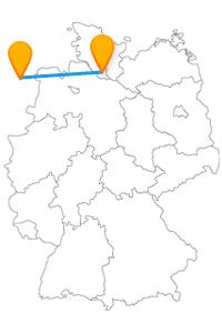 Mit der Reise im Fernbus Groningen Hamburg werden Sie bemerken, dass die niederländischen Stadt der deutschen in nichts nachsteht.