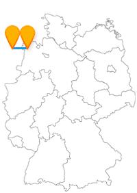 Haben Sie mit dem Fernbus Groningen Leer eine entspannte Busfahrt über die deutsch-niederländische Grenze.