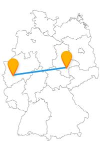 Erleben Sie auf der Reise mit dem Fernbus Halle Köln die fünfte Jahreszeit.
