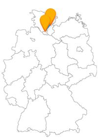 Für den Fernbus von Hamburg Flughafen nach Lübeck können Sie auch in Wolfenbüttel ein- und aussteigen.
