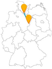 Entdecken Sie auf Ihrer Fernbusreise zwischen Hamburg und Wolfsburg eine Auto- und eine Speicherstadt.