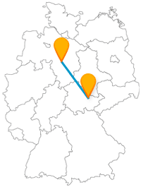Die Reise mit dem Fernbus zwischen Hannover und Jena eignet sich für die Besichtigung von unterschiedlichen Museen und Sammlungen.