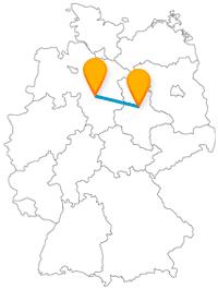 Genießen Sie auf der Fernbusstrecke zwischen Hannover und Magdeburg norddeutsches Flair.