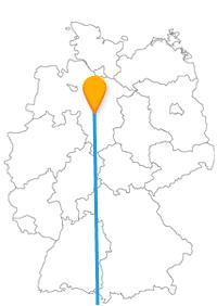 Die Reise mit dem Fernbus von Hannover nach Mailand verbindet Deutschland und Italien miteinander.