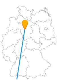 Sie erleben mit der Fernbusreise zwischen Hannover und Zürich nicht nur unterschiedliche Städte, sondern auch konträre Sehenswürdigkeiten.