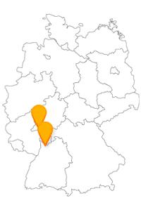 Umgeben von schönem Flair, können Sie den Aufenthalt nach der Reise im Fernbus Heidelberg Wiesbaden schlicht und  einfach genießen.