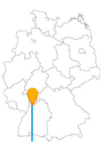 Ob Schloss und Kloster oder Luxusboutiquen und See, der Fernbus  Heidelberg - Zürich sorgt für Abwechslung.