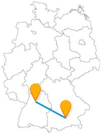 Genießen Sie die bequeme Fahrt im Fernbus Heilbronn München und freuen Sie sich auf eine abwechslungsreiche und traditionsbewusste Metropole.