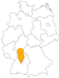 Die Reise mit dem Fernbus von Heilbronn nach Stuttgart bringt Sie zu einem Schloss-Vergleich.