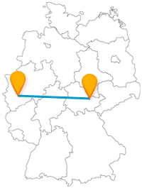 Die Reise mit dem Fernbus von Jena nach Köln könnte eine umfassende Museenbesichtigung werden.