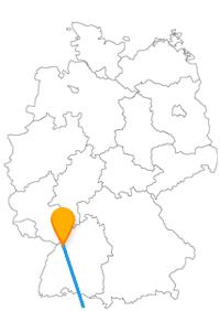 Nach der Fahrt im Fernbus zwischen Karlsruhe und Mailand müssen Sie sich nicht zwischen Museum und Grünflächen entscheiden.