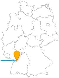 Mit der Fernbusreise zwischen Karlsruhe und Paris können Sie Großstadtflair und Idylle erleben.