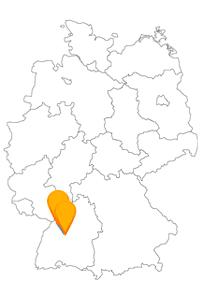 Entdecken Sie mit dem Fernbus Karlsruhe Sindelfingen, dass sich die beiden Städte in nichts nachstehen.