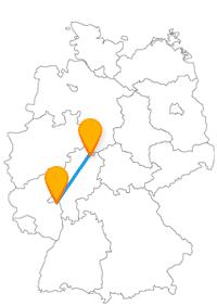 Machen Sie nach der Fahrt im Fernbus Kassel Mainz einen ausgedehnten Museumsrundgang.