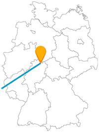 Ob Karikaturen oder klassische Gemälde, auf der Reise mit dem Fernbus zwischen Kassel und Paris kommen Kunstliebhaber voll auf ihre Kosten.