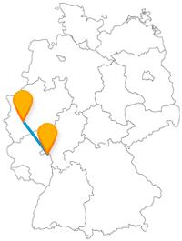 Erleben Sie eine Karnevalstour mit dem Fernbus von Köln nach Mainz
