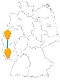 Ein Ausflug mit dem Fernbus von Köln nach Saarbrücken ist für Museeninteressierte lohnenswert.