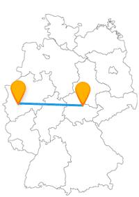 Mit dem Fernbus  Köln  Weimar wandeln Sie auf den Spuren dreier Dichter und den Alten Römern.