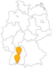Fernbusverbindung Konstanz Stuttgart