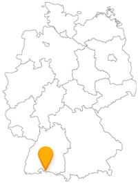 Nutzen Sie den regelmäßigen Linienverkehr für den Fernbus Konstanz.