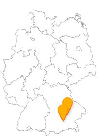 Wenn Sie mit dem Fernbus oder Bus Landshut München reisen, können Sie Ihren täglichen Spaziergang im Englischen Garten von München machen.