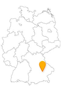Der Fernbus in Landshut