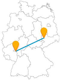 Nach Ihrer Reise mit dem Fernbus zwischen Leipzig und Mainz können Sie in beiden Städten wunderbar flanieren und einkaufen.