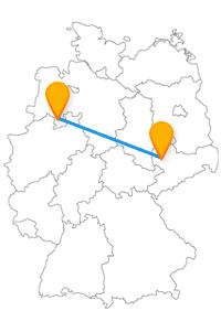 Der Fernbus Leipzig Osnabrück verbindet zwei historisch interessante Städte.