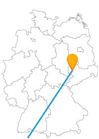 Der Fernbus Leipzig Zürich bringt Sie zu zwei älteren und historisch interessanten Städten.