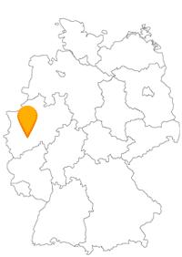 Der Fernbus für Leverkusen macht mit Ihnen fast eine kleine Zeitreise in die Geschichte der Stadt.