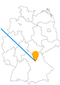 Die Reise mit dem Fernbus London Nürnberg verbindet Bayern und Großbritannien miteinander.