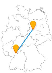 Auf der Busreise mit dem Fernbus Magdeburg Mannheim entdecken Sie mehr als Sie vielleicht erwarten.