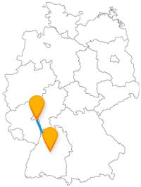 Erleben Sie mit dem Fernbus von Mainz nach Stuttgart viel Spaß mit der Familie.