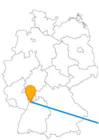Die Reise mit dem Fernbus von Mannheim nach Wien führt von der einstigen Residenzstadt in das einstige Habsburger-Domizil.